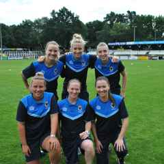 New Season Shaping up well for First Team