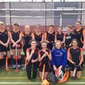 Ladies 4 lose to CARDIFF & MET 4THS 3 - 0