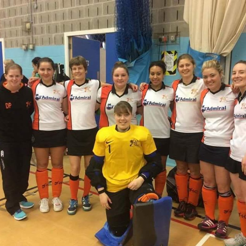 Ladies National Indoor Finals - 28 January 2017
