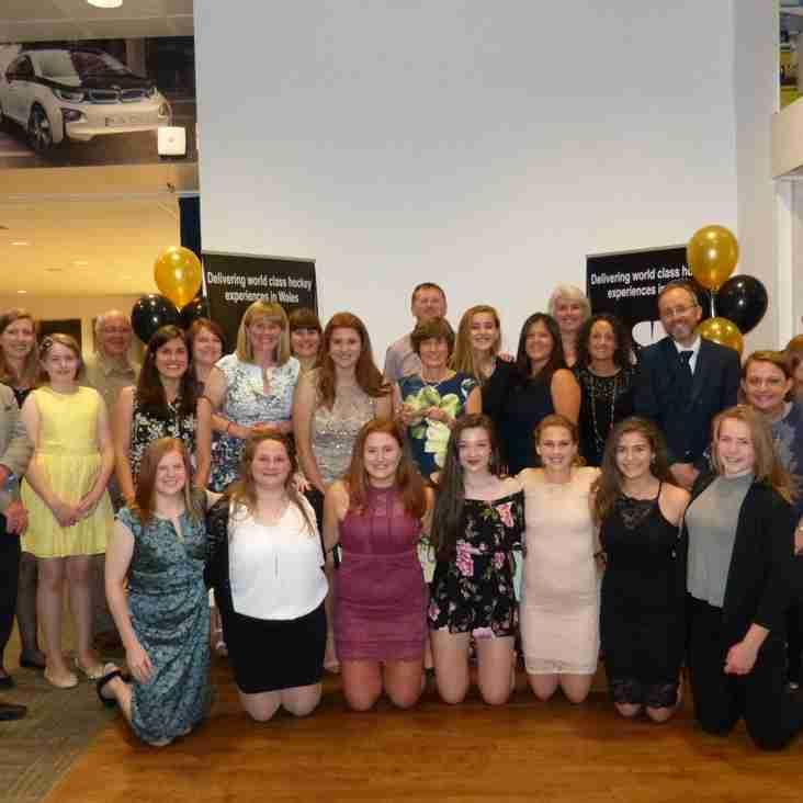 Gwent Hockey Club Celebrates Success!