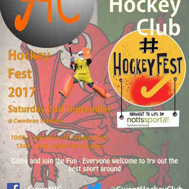 HockeyFest 2017 - Saturday 02 September 2017