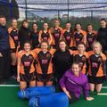 U18G's Welsh Cup Qualifier @Swansea vs. Gwent Hockey Club