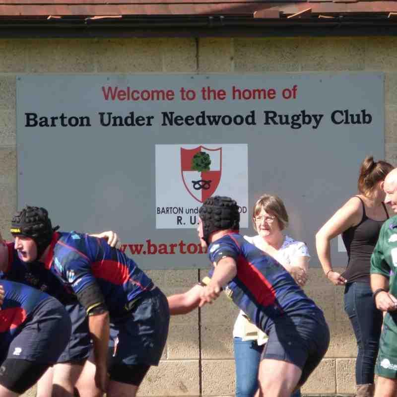 U16's Barton Under Needwood 10 - Stoke 42