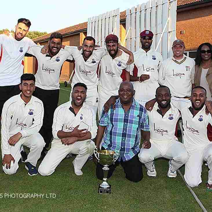 Cavaliers win 2016 T20 Cup