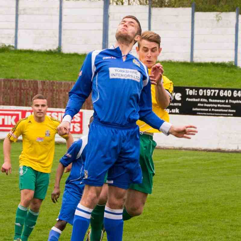 Frickley Athletic vs Marine