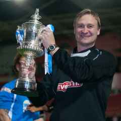 Blues ready for Sheffield Senior Cup Final on Tuesday.