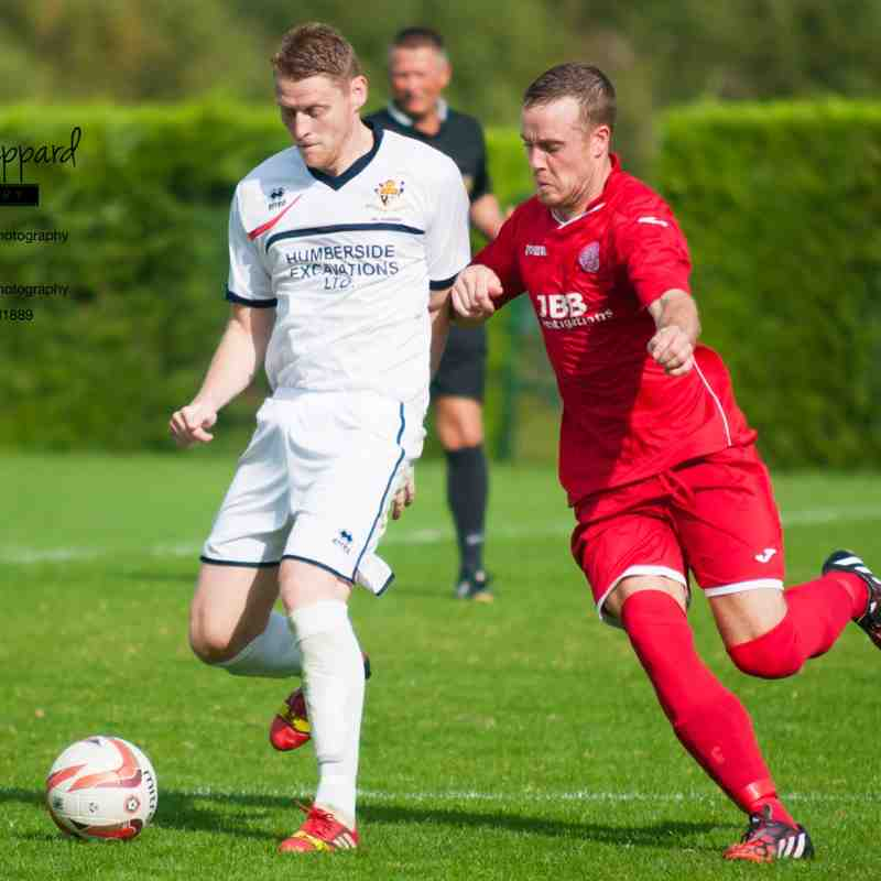 Parkgate FC vs Bridlington Town AFC