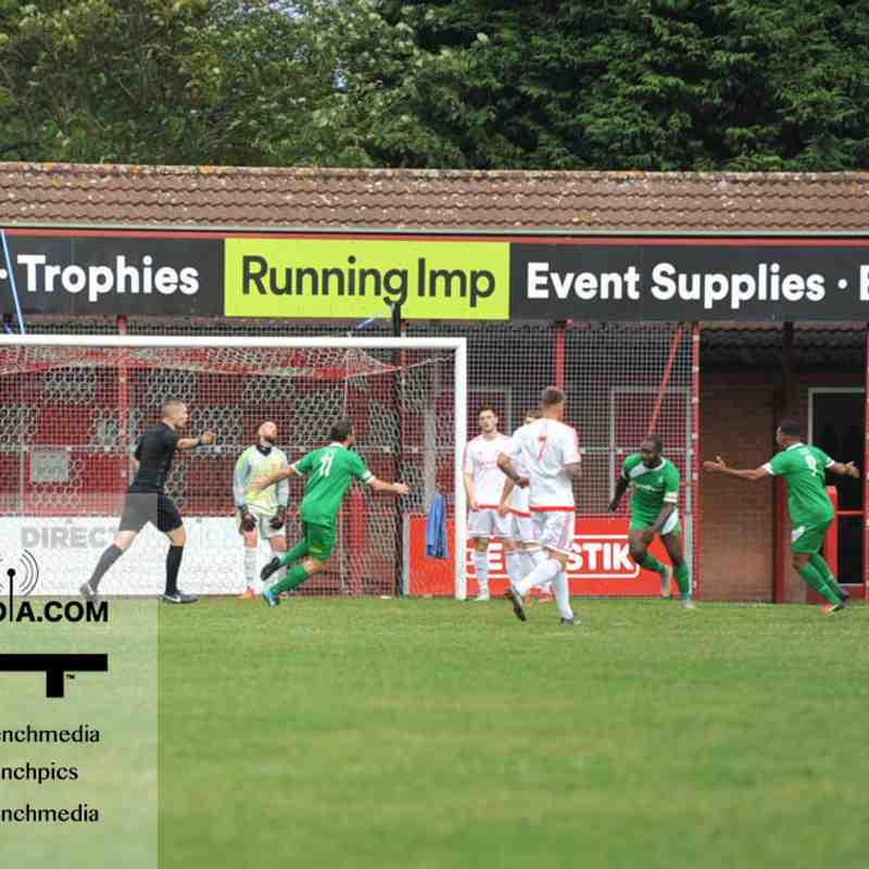 Lincoln United vs Loughborough Dynamo