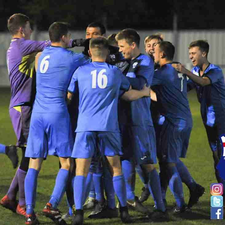 Sheffield and Hallamshire Senior Cup Quarter Final Date Announced