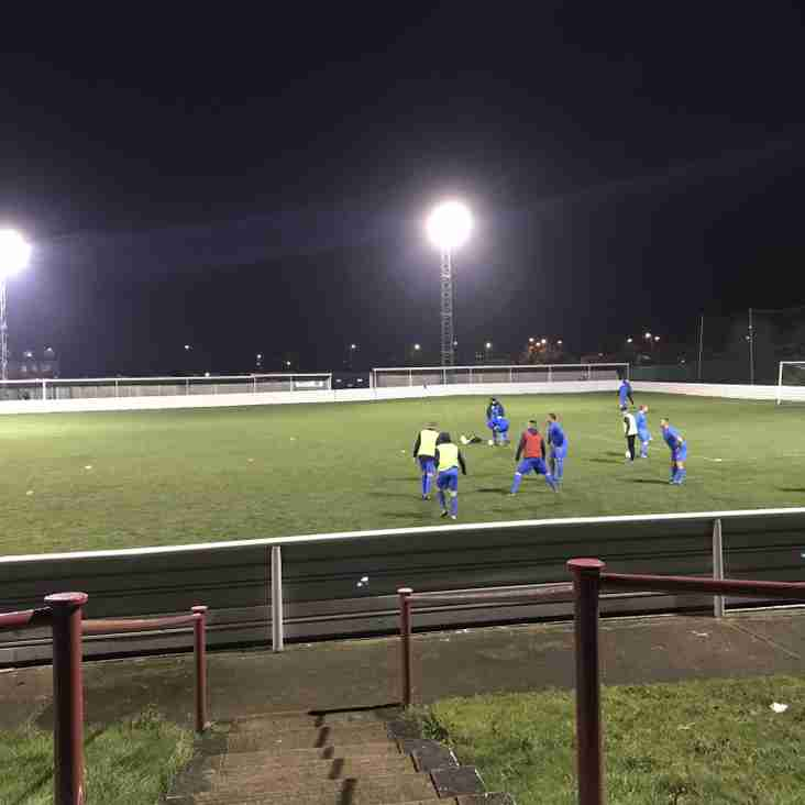 Shirebrook Town match report
