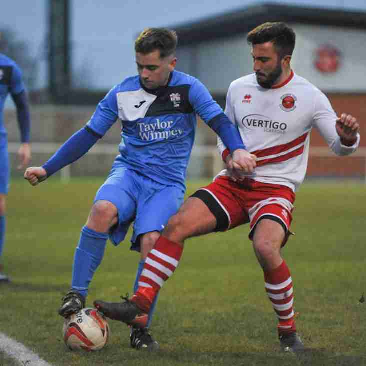 Skegness Town - match report