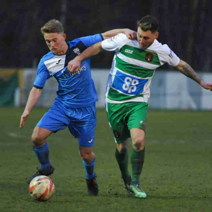 Glasshoughton Welfare match photos