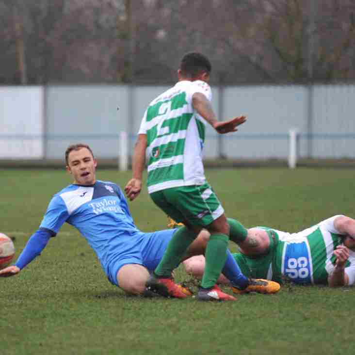 Match report - Glasshoughton Welfare