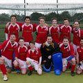 Mens 2nd  lose to New Forest 1 3 - 2