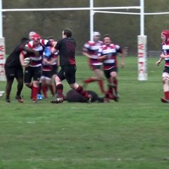 WRFC 1st XV vs Cuffley RFC 1st XV - 19 November 2016