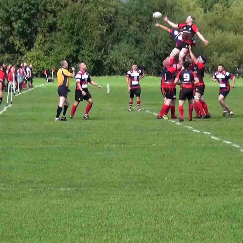 WRFC 1st XV vs London Welsh RFC 1st XV - 09th September 2017