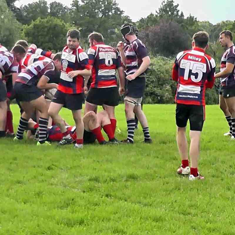 Barnet Elizabethans 1st XV vs Watford 1st XV - 16/09/17