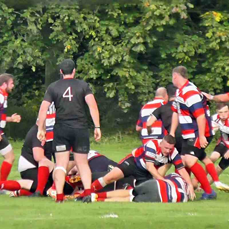 WRFC 1st XV vs Saracens Amateurs RFC 1st XV - 23rd September 2017