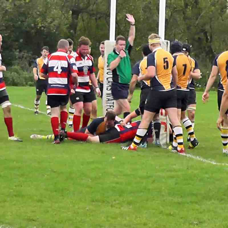 WRFC 1st XV vs Bank of England RFC 1st XV - 07th October 2017