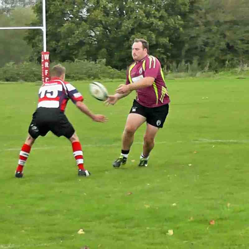 WRFC 2nd XV vs Black Horse 1st XV - 07 October 2017