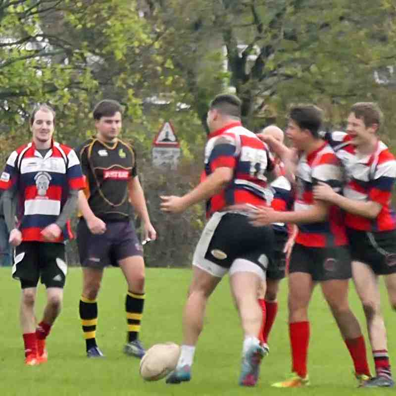 WRFC 2nd XV vs Tring RFC 3rd XV - 11th November 2017