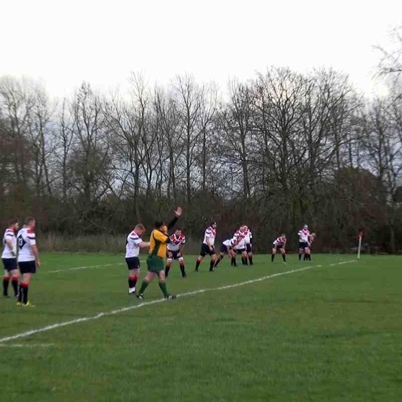 WRFC 1st XV vs Staines RFC 1st XV - 25th November 2017