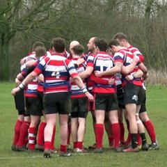 WRFC 1st XV vs UCS Old Boys1st XV - 10 March 2018