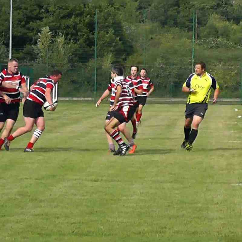 UXbridge RFC 1st XV vs. WRFC 1st XV - 15 September 2018