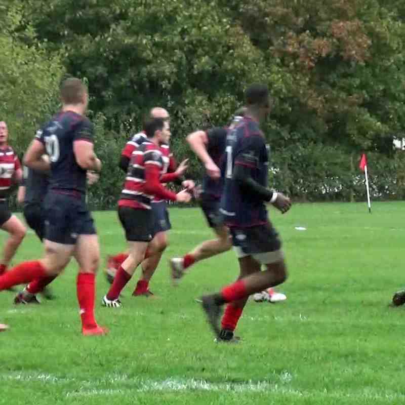 WRFC1stXV vs London Scottish Lions - 22 September 2018