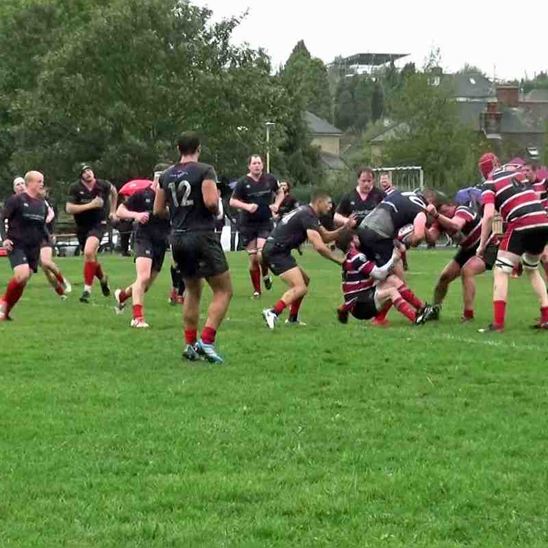 WRFC1stXV vs London Scottish Lions - 22 September 2018