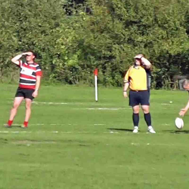 WRFC1st XV vs London French - 29 September 2018