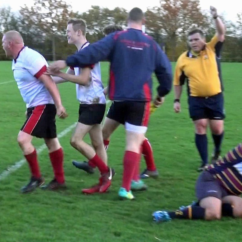 WRFC 2nd XV vs Old Albanians 5th XV - 10 November 2018