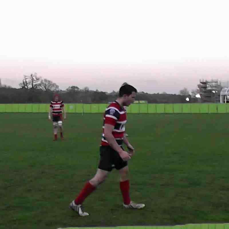 WRFC1st XV vs Mill Hill (Away) - 17 November 2018