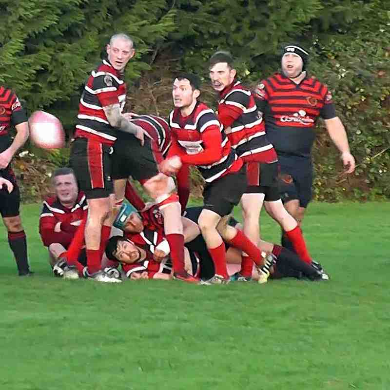 WRFC1st XV vs Pinner & Grammarians (Away) - 08 December 2018