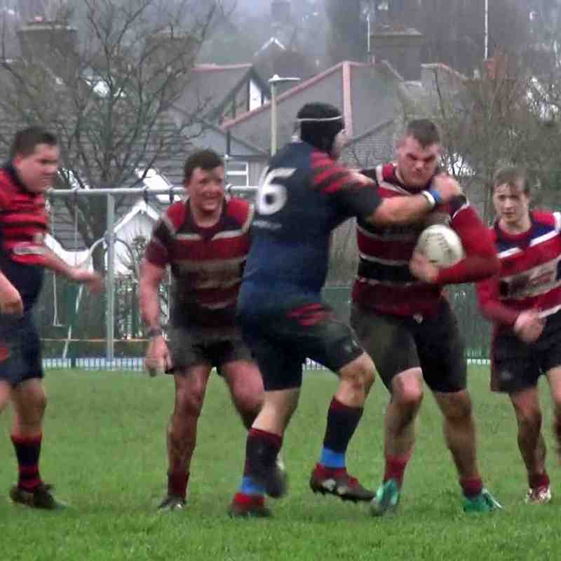 WRFC1st XV vs Pinner & Grammarians (Cup) - 15 December 2018