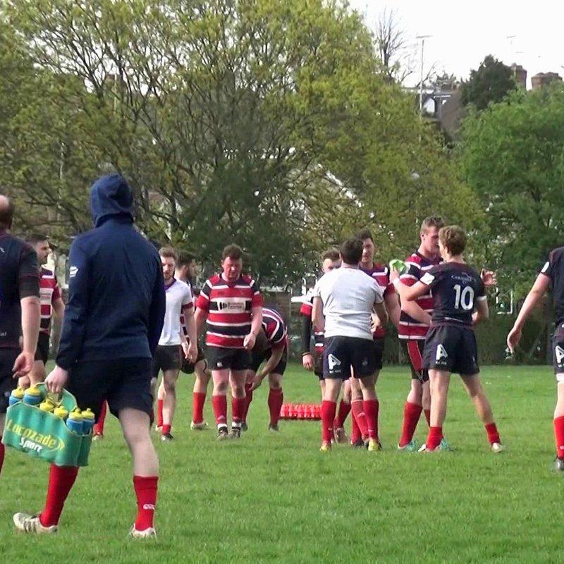WRFC 1st XV vs. London Scottish Lions RFC 1st XV - 13 April 2019