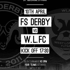 MATCH PREVIEW | FS Derby vs West London Futsal Club