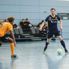 MANAGERS NOTES | Sam Huntingdon full of praise as FS Derby make history in the FA Futsal Cup