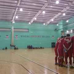 Loughborough United 1 FS Derby 11