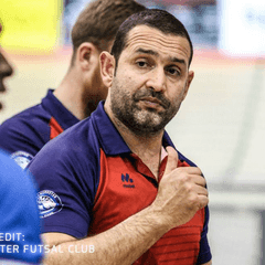 FS Derby announce former Manchester Futsal Club Frank Chiarella as Head Coach