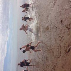 S1/S2 Training On the Beach