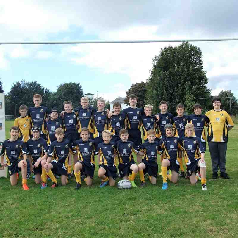 Dundee Rugby vs Kirkcaldy - 9/10/16