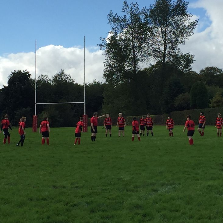 S1/2 &amp; U15/16 Squads win at Glenrothes<