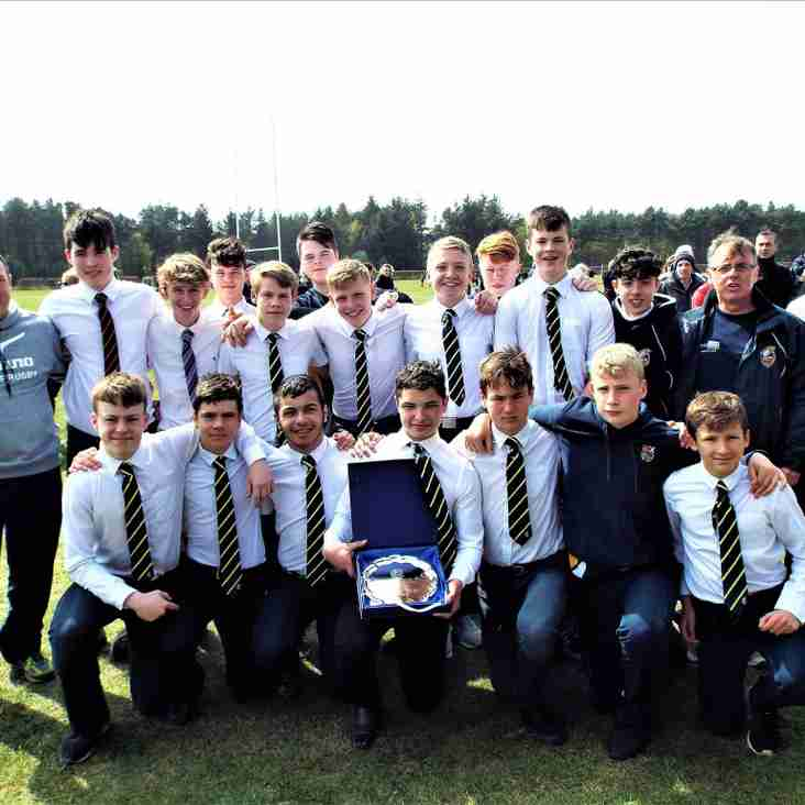 U15's Fall Short in Final & S1's Lose to Mackie