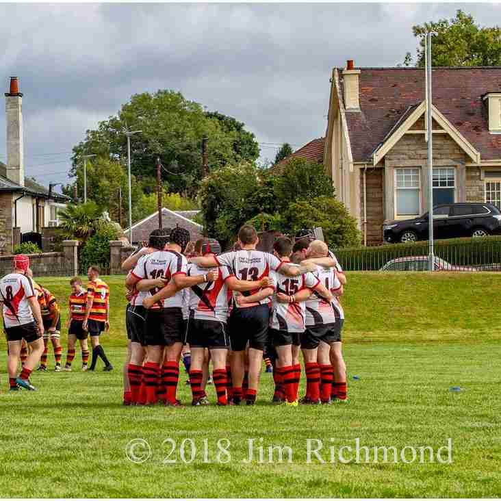 First home games for 1st & 2nd XVs