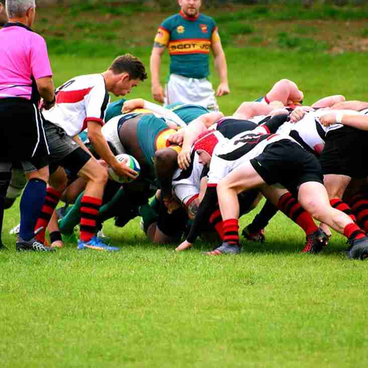All Cumnock Senior teams away this weekend