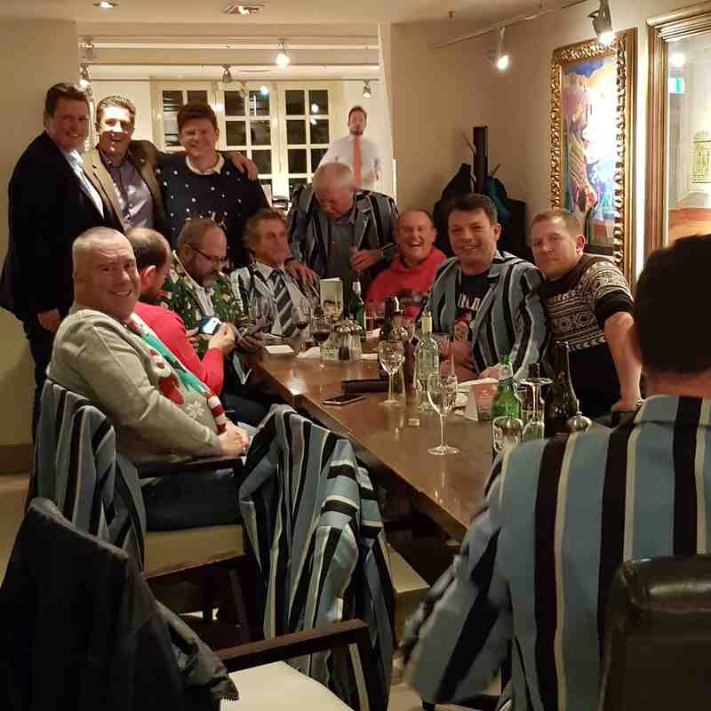 OBRFC Self Employed Mans Xmas Lunch