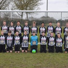 Tattenhoe Youth FC 4 - 3 Woburn & Wavendon Lions Hurricanes