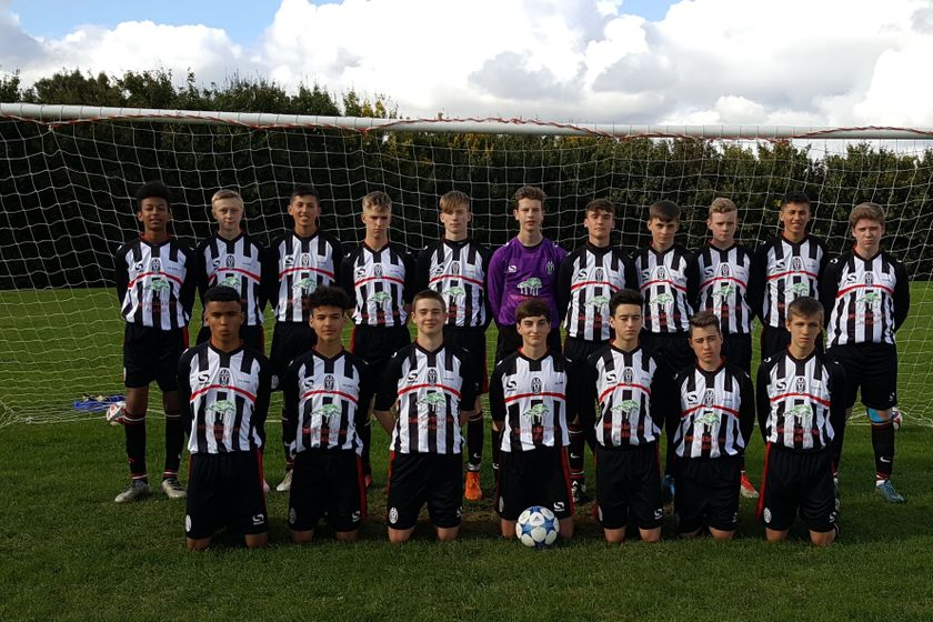 Under 18s beat Woburn Hurricanes 1 - 0