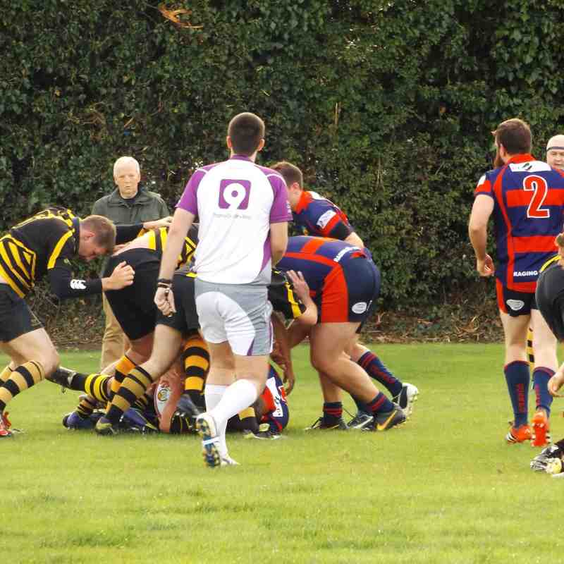 1stXV v Wotton-Under-Edge 12 September 2015